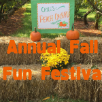 Join us at Chiles Peach Orchard Fall into Fun